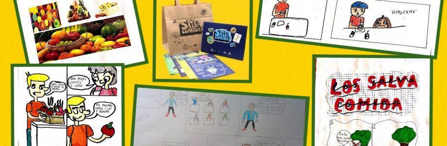 Proyecto  «Salvacomidas» Alumnado 5º EP